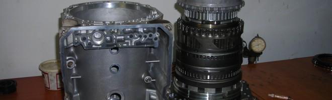 Как производится ремонт акпп Mercedes?