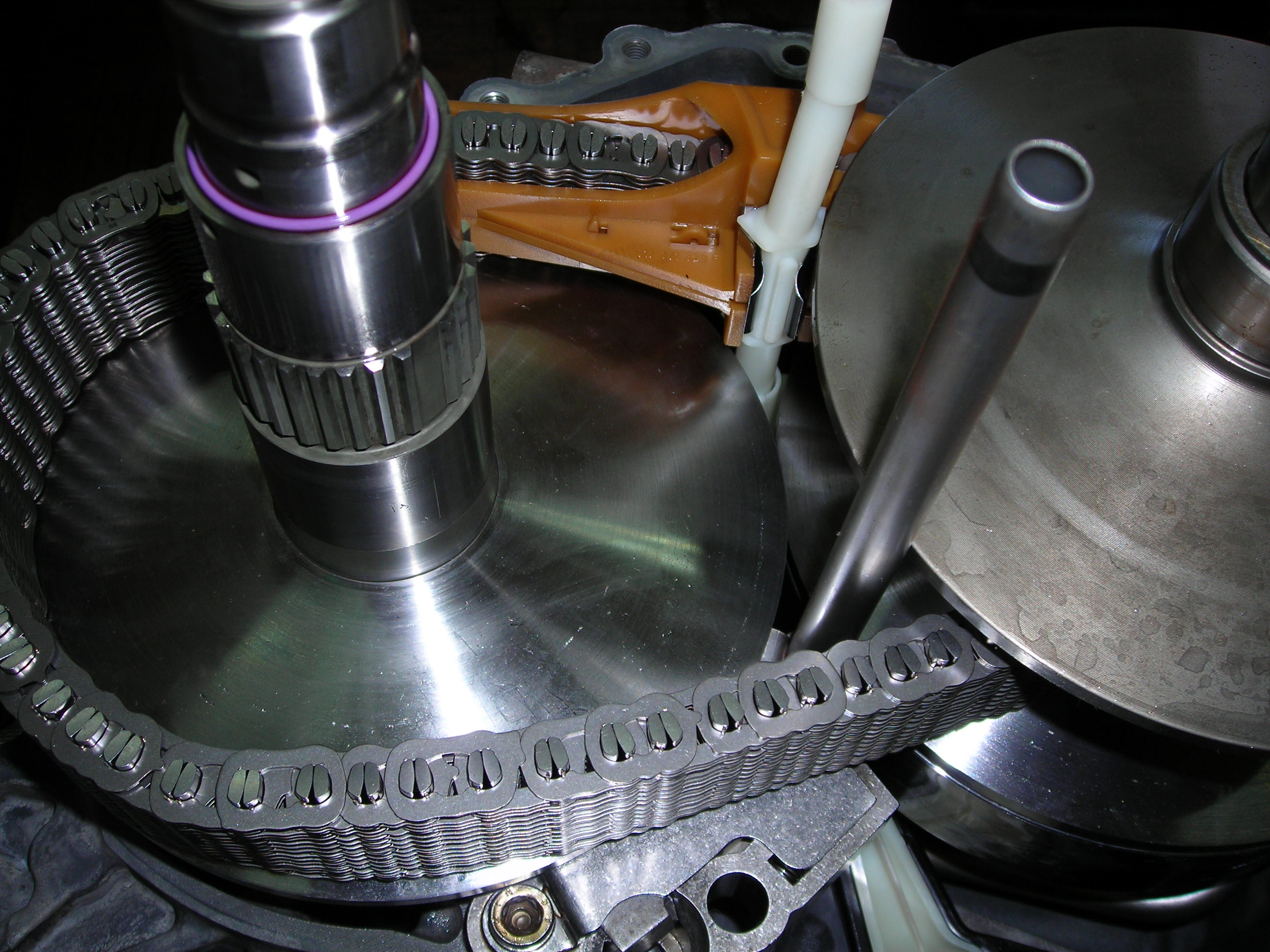 Как произвести ремонт коробки автомат AUDI A4 и A6?