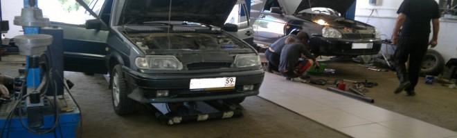 ВАЗ 2110 ремонт кузова или ВАЗ 2110 кузовной ремонт, ремонт кузова ВАЗ 2106