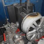 Ремонт и правка штампованных дисков