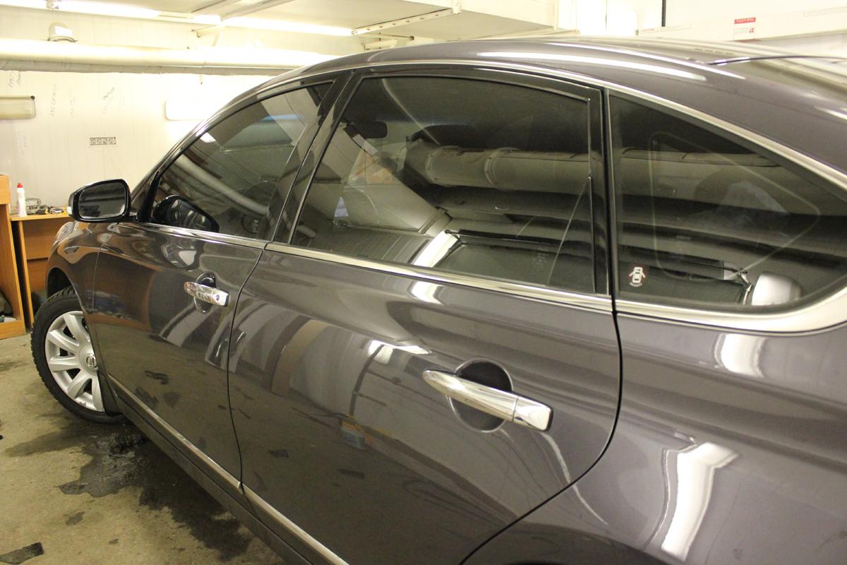 Цены на тонировку стекол автомобиля